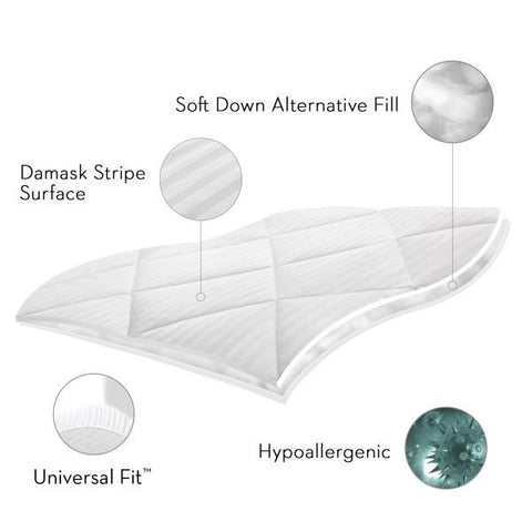 MALOUF MATTRESS PAD