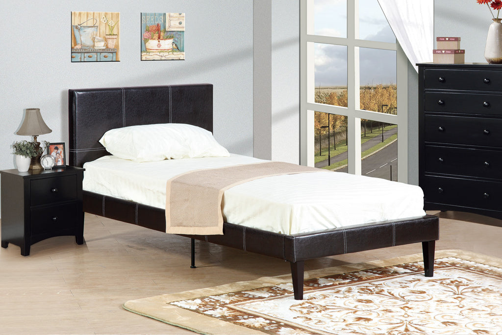 Poundex F9212 Twin Bed