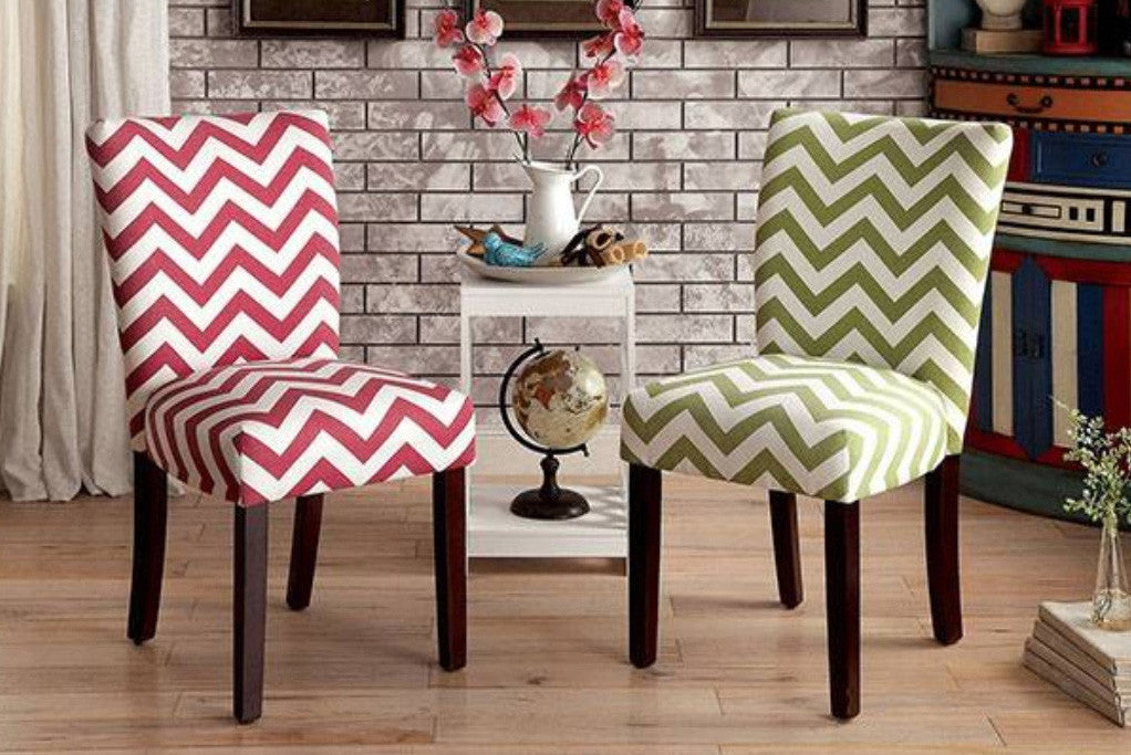CAPRI III FOA-CM3503SC FABRIC DINING CHAIR