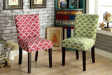 CAPRI I FOA-CM3505SC FABRIC DINING CHAIR