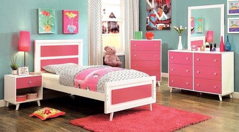 OMESTAD TWIN BED