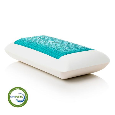 MALOUF DOUGH MEMORY FOAM + Z GEL PILLOW