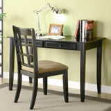CT800778 TABLE DESK WITH TWO DRAWERS AND DESK CHAIR