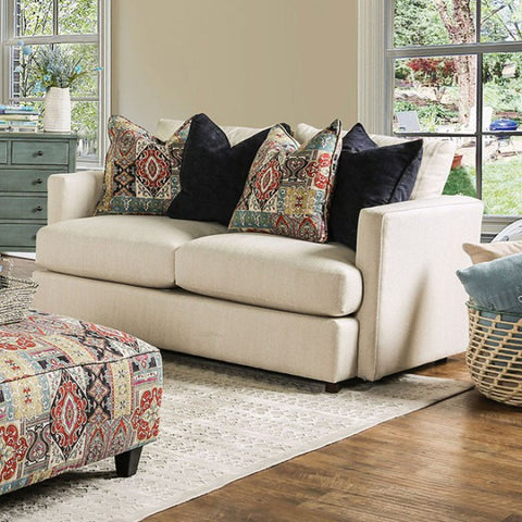 POMFRET LOVESEAT