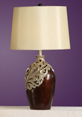 F5293 TABLE LAMPS SET OF 2
