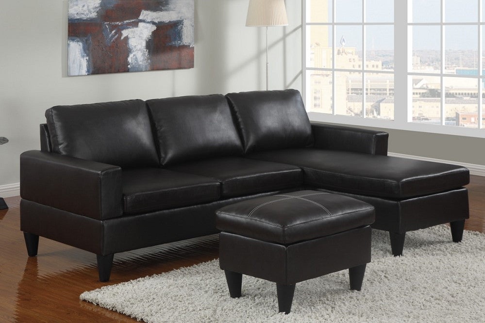 ALL IN ONE SECTIONAL OTTOMAN SET PD7297