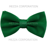 New formal men's pre tied Bow tie solid prom
