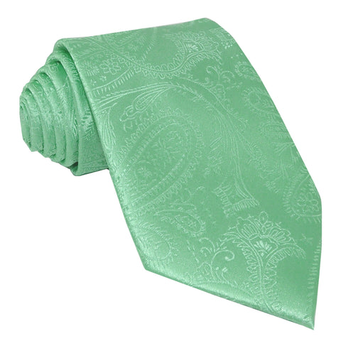New Men's Polyester Woven Neck Tie necktie only paisley prom wedding