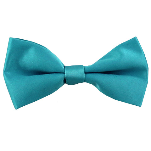New KID/'S BOY/'S 100/% Polyester Pre-tied Bow tie only Yellow formal wedding
