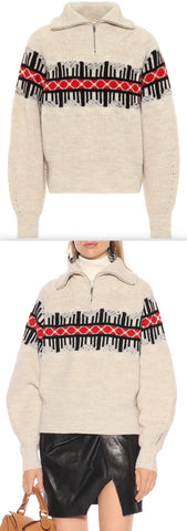 Curtis Wool Sweater
