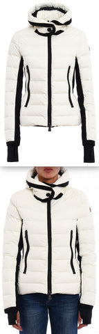 'Lamoura' Techno Padded Jacket