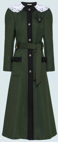 'Loden' Coat | DESIGNER INSPIRED FASHIONS