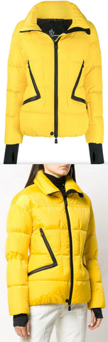 'Grenoble Dixence' Jacket, Yellow | DESIGNER INSPIRED FASHIONS