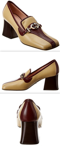 'Zumi' Leather Loafers