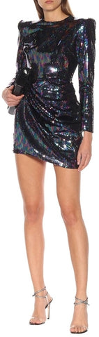 'Iris' Sequin Mini Dress | DESIGNER INSPIRED FASHIONS