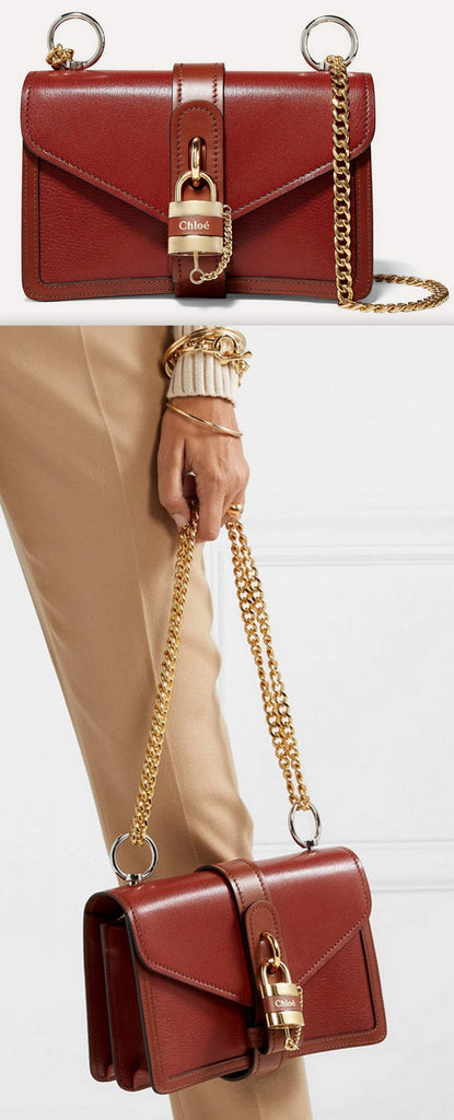 'Aby' Chain Shoulder Bag | DESIGNER INSPIRED FASHIONS