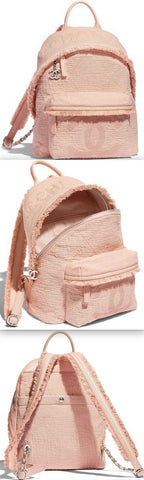Mixed Fiber Backpack | DESIGNER INSPIRED FASHIONS