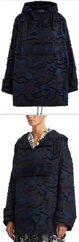 Camouflage Windbreaker Logo Jacket | DESIGNER INSPIRED FASHIONS