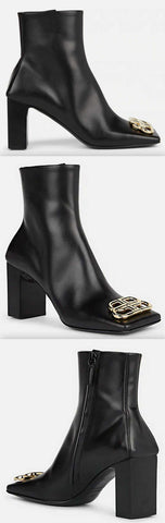 BB Square Toe Boots | DESIGNER INSPIRED FASHIONS