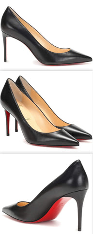 'Kate 85' Leather Pumps | DESIGNER INSPIRED FASHIONS