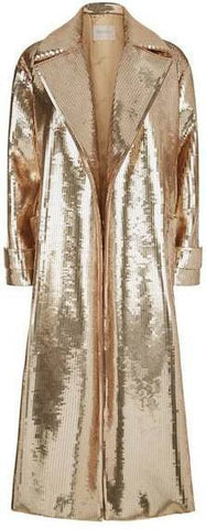 'Starlet' Sequin Coat