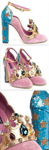 Crown Pumps | DESIGNER INSPIRED FASHIONS