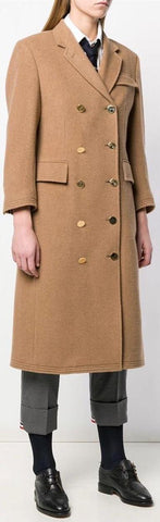 Zibeline Finish Overcoat | DESIGNER INSPIRED FASHIONS