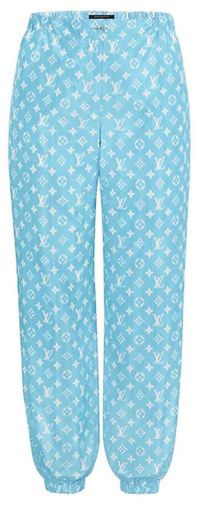 Blurry Monogram Jogging Pants | DESIGNER INSPIRED FASHIONS