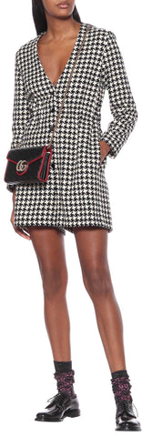 Houndstooth Jumpsuit | DESIGNER INSPIRED FASHIONS