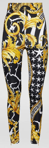 'Savage Borocco' Print Trousers | DESIGNER INSPIRED FASHIONS
