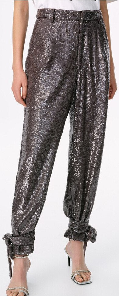 Sequinned Pants | DESIGNER INSPIRED FASHIONS