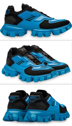 'Cloudbust' Thunder Sneakers, Blue/Black