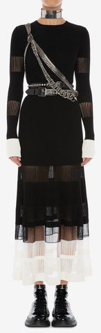 Engineered Ottoman Knit Dress *Limited Stock* | DESIGNER INSPIRED FASHIONS