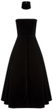 'Arlett' Velvet Dress | DESIGNER INSPIRED FASHIONS