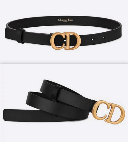 Saddle Calfskin Belt | DESIGNER INSPIRED FASHIONS