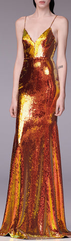 'Aldridge' Sequin Embellished Gown | DESIGNER INSPIRED FASHIONS