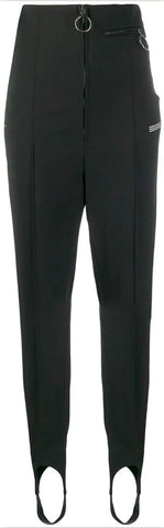 Zip-Front Slim-Fit Trousers | DESIGNER INSPIRED FASHIONS