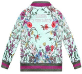 'Blooming in your Garden' Floral Jacket - DESIGNER INSPIRED FASHIONS