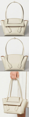 'Arco' 33 Bag in Palmellato, Plaster | DESIGNER INSPIRED FASHIONS