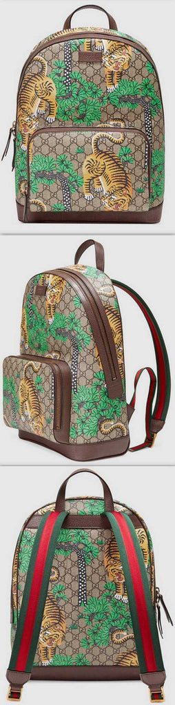 Bengal GG Supreme Backpack - DESIGNER INSPIRED FASHIONS