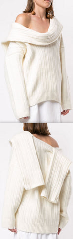 Oversized Ahwa Jumper | DESIGNER INSPIRED FASHIONS
