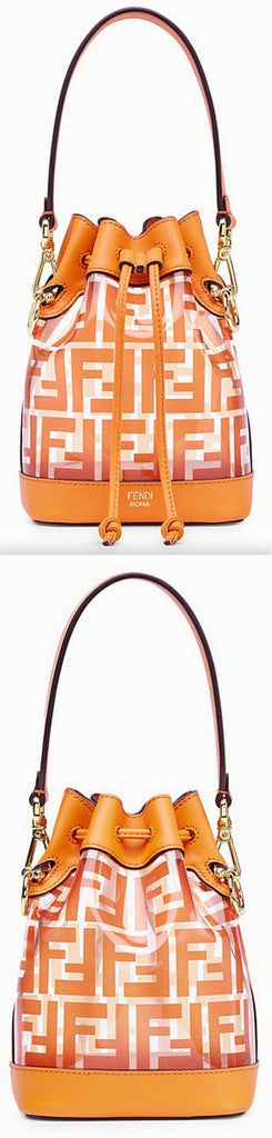 'Mon Tresor' Pu Mini Bag, Orange | DESIGNER INSPIRED FASHIONS
