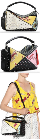 x Paula's Ibiza Puzzle Shoulder Bag