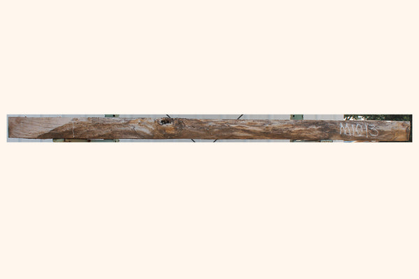 English Walnut Mantel M-1013