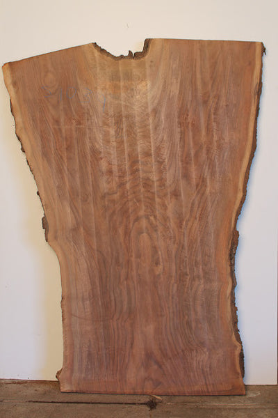 Reclaimed wood slab