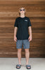 Triblend Tshirt-Shortsleeve-Charcoal Gray-Scout Sports