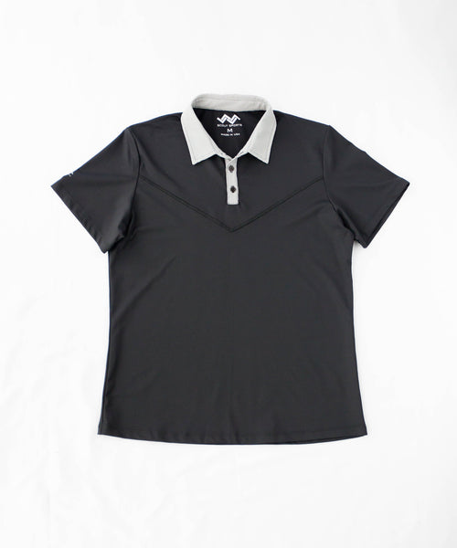 Angle Golf Shirt Slim