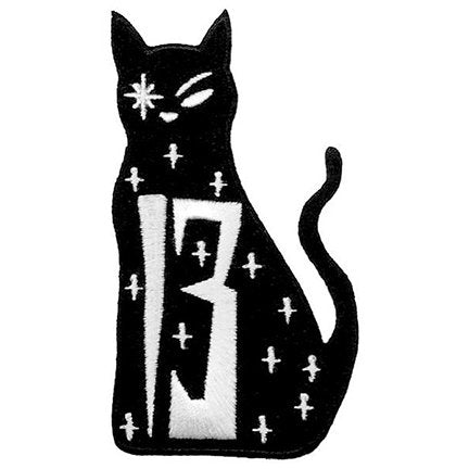 13 Cat Patch - [aka]