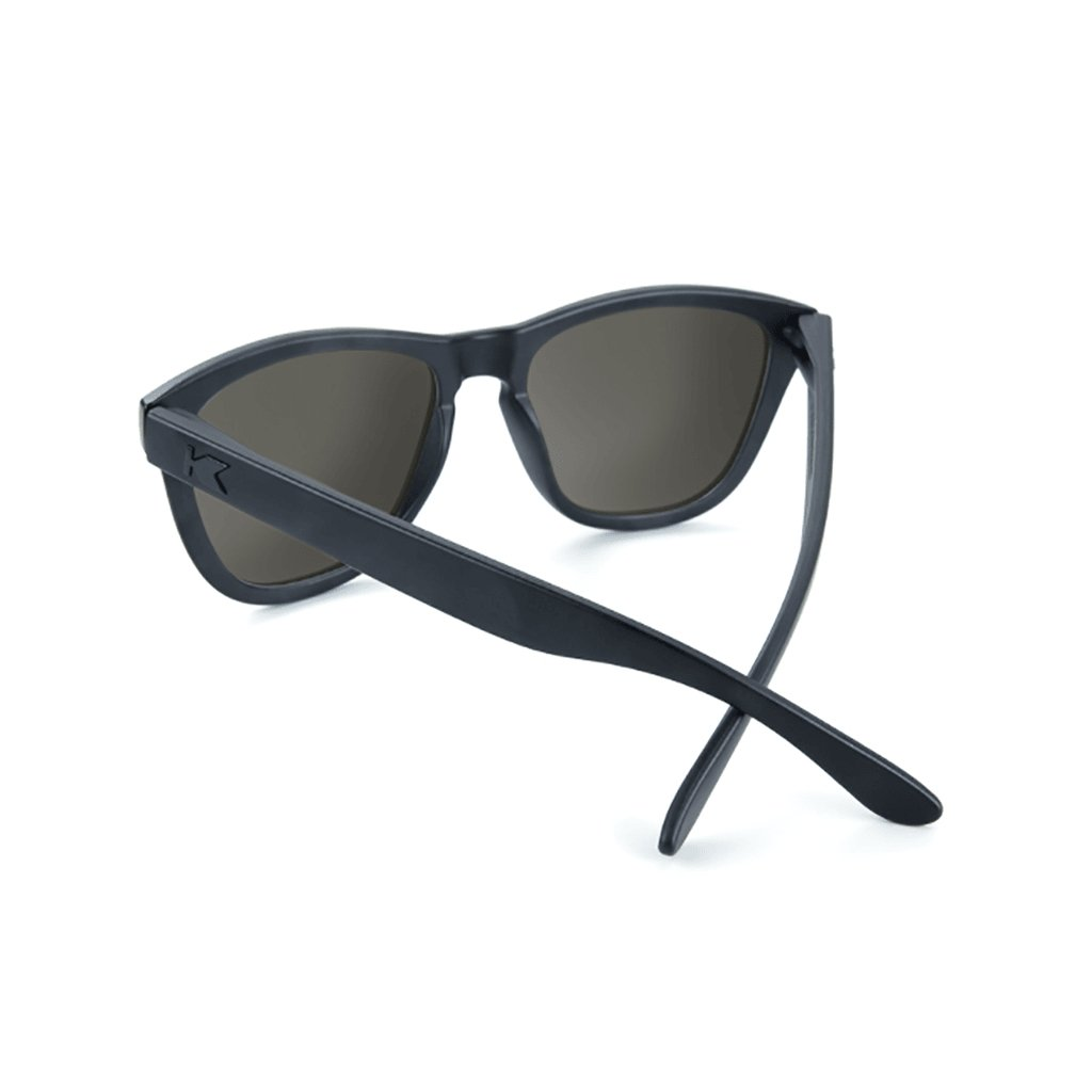Black on Black/Smoke Polarized Premiums - [aka]
