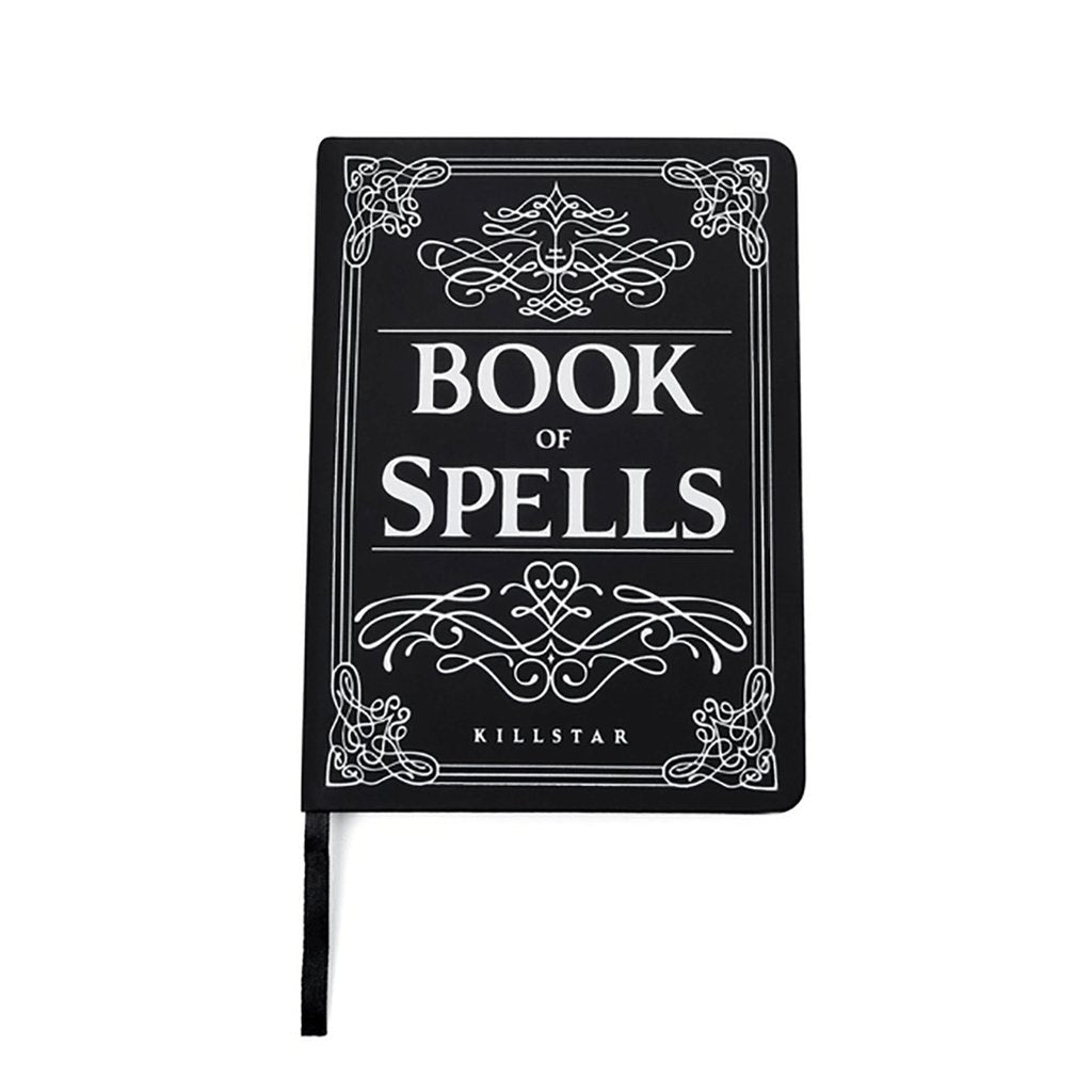 Book of Spells Journal - [aka]